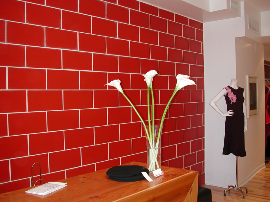 Glazed Cinder Blocks : Tileco inc glazed concrete masonry units